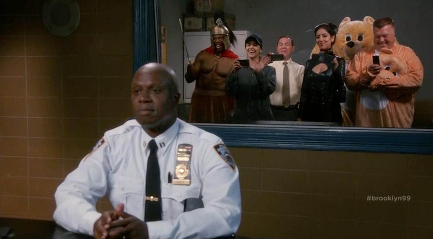 brooklyn nine nine season 2 episode 22 recap