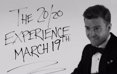 Justin Timberlake Confirms Album  Release Date
