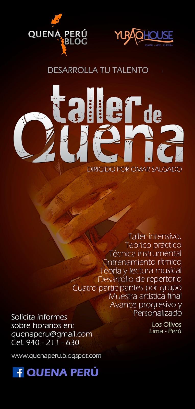 Taller de Quena