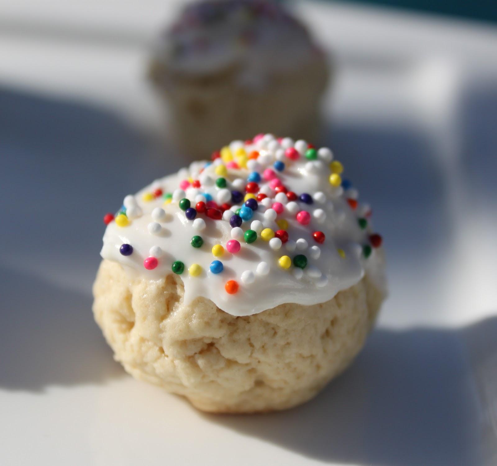 Italian iced cookie recipe
