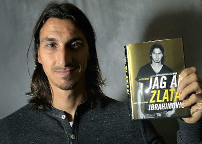 Since the Nov. 9 release by Albert Bonniers Förlag of Jag är Zlatan Ibrahimović