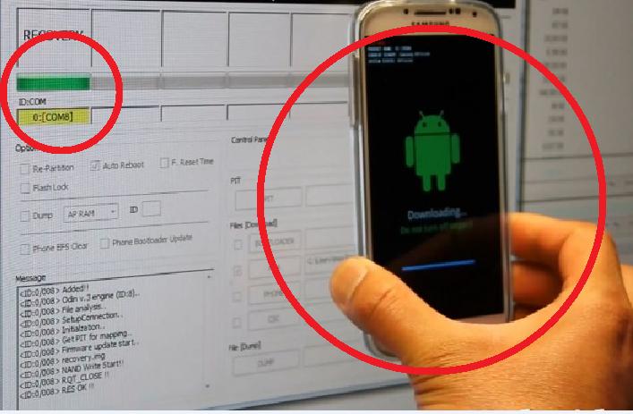 Как сделать экрана на alcatel one touch