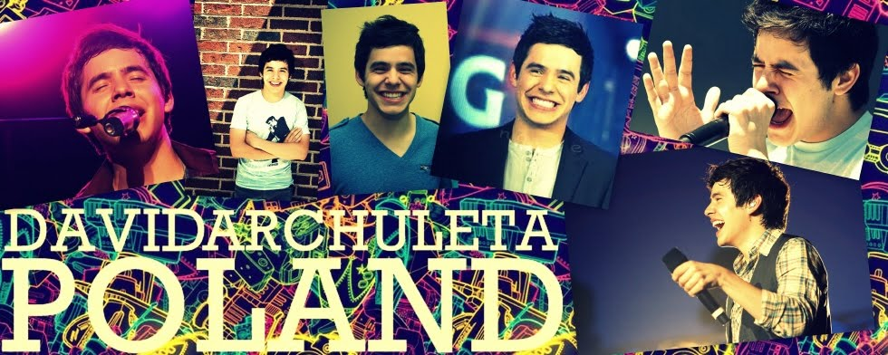 David Archuleta Poland. :)