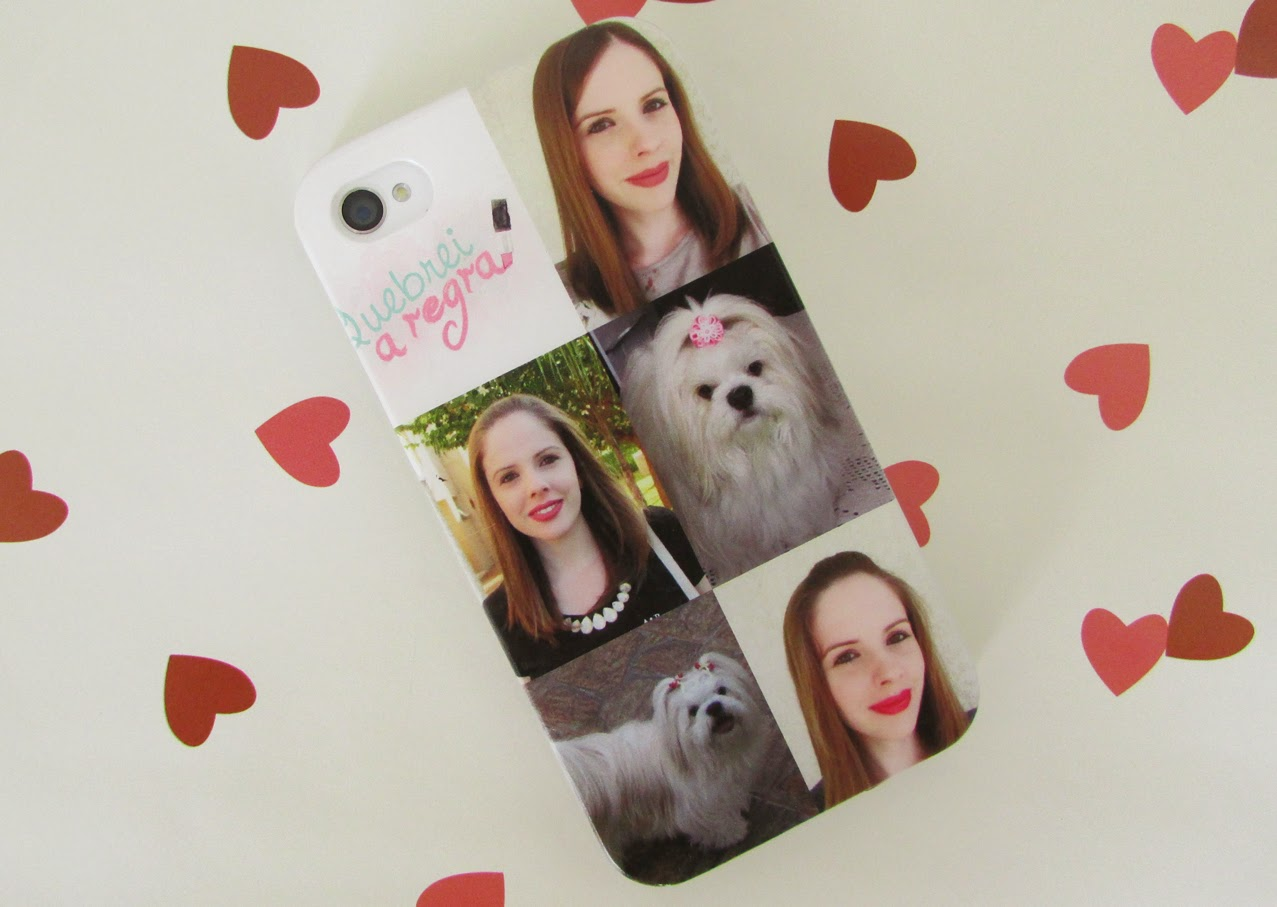 capinha personalizada celular case4you