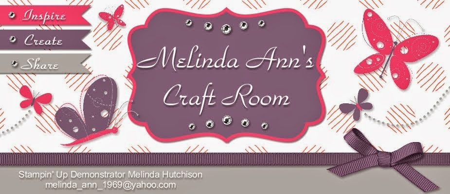 Melinda Ann's Craft Room