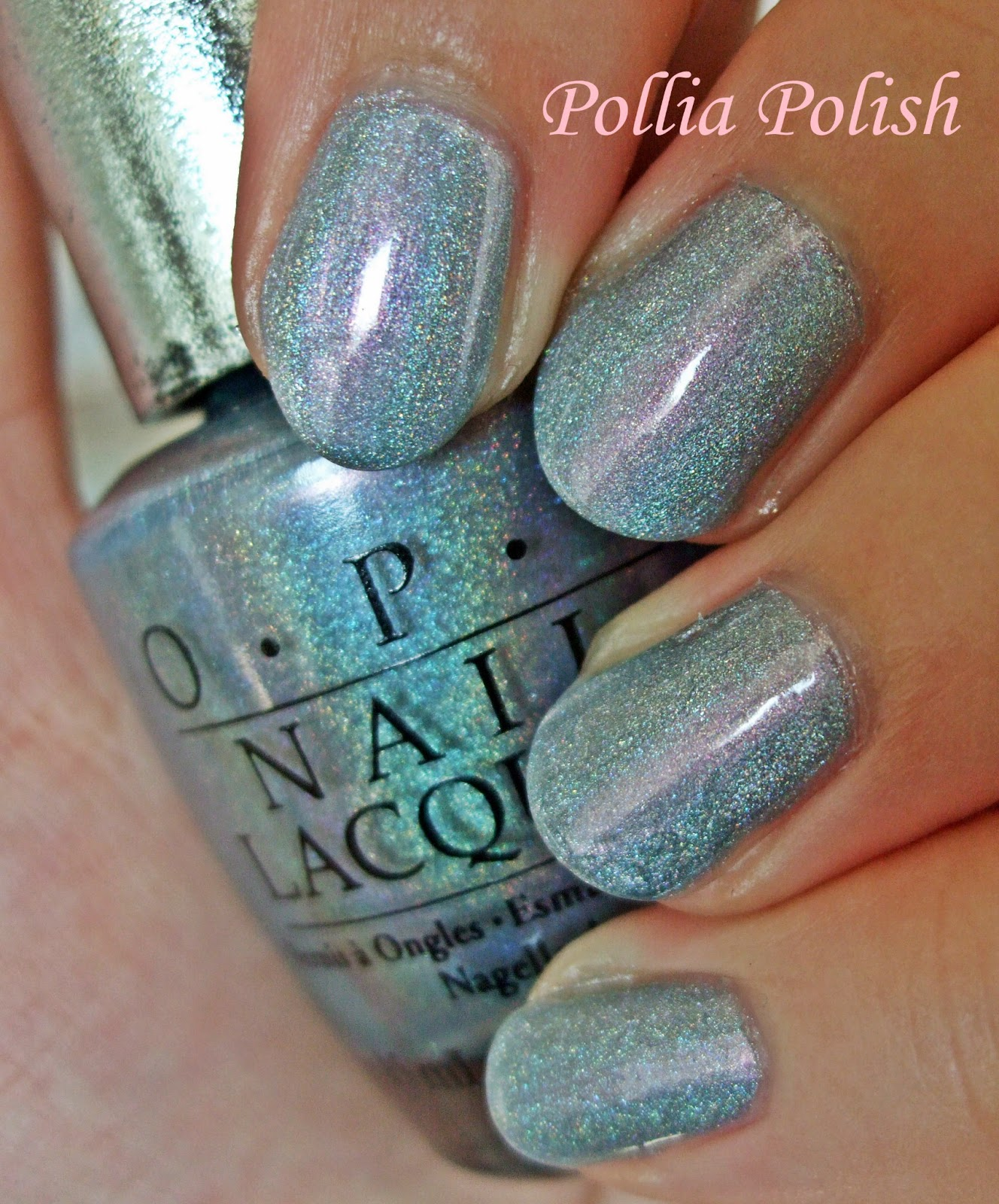 Guest Post By Pollia Polish:  DS Sapphire Swatch And Review