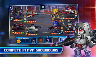 Download TRANSFORMERS: Battle Tactics v1.3.1 Apk Full