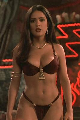 Salma hayek bikini pic