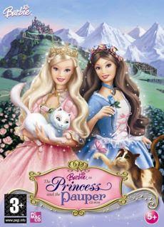 Barbie en la princesa y la plebeya (2004) Online