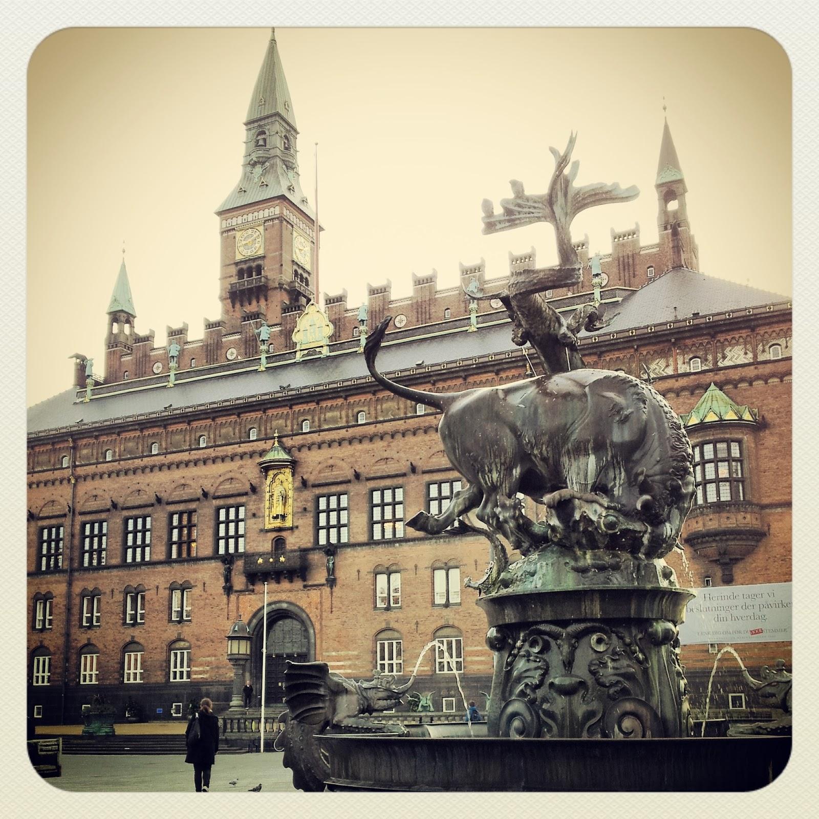 Copenaghen Rådhus
