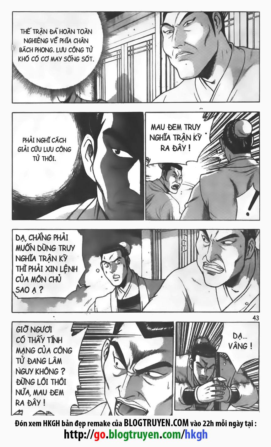 Hiệp Khách Giang Hồ - Hiệp Khách Giang Hồ Chap 202 - Pic 16