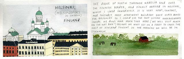 Yelena Bryksenkova sketchbook 7