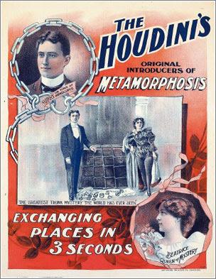 Houdini: Metamorphosis