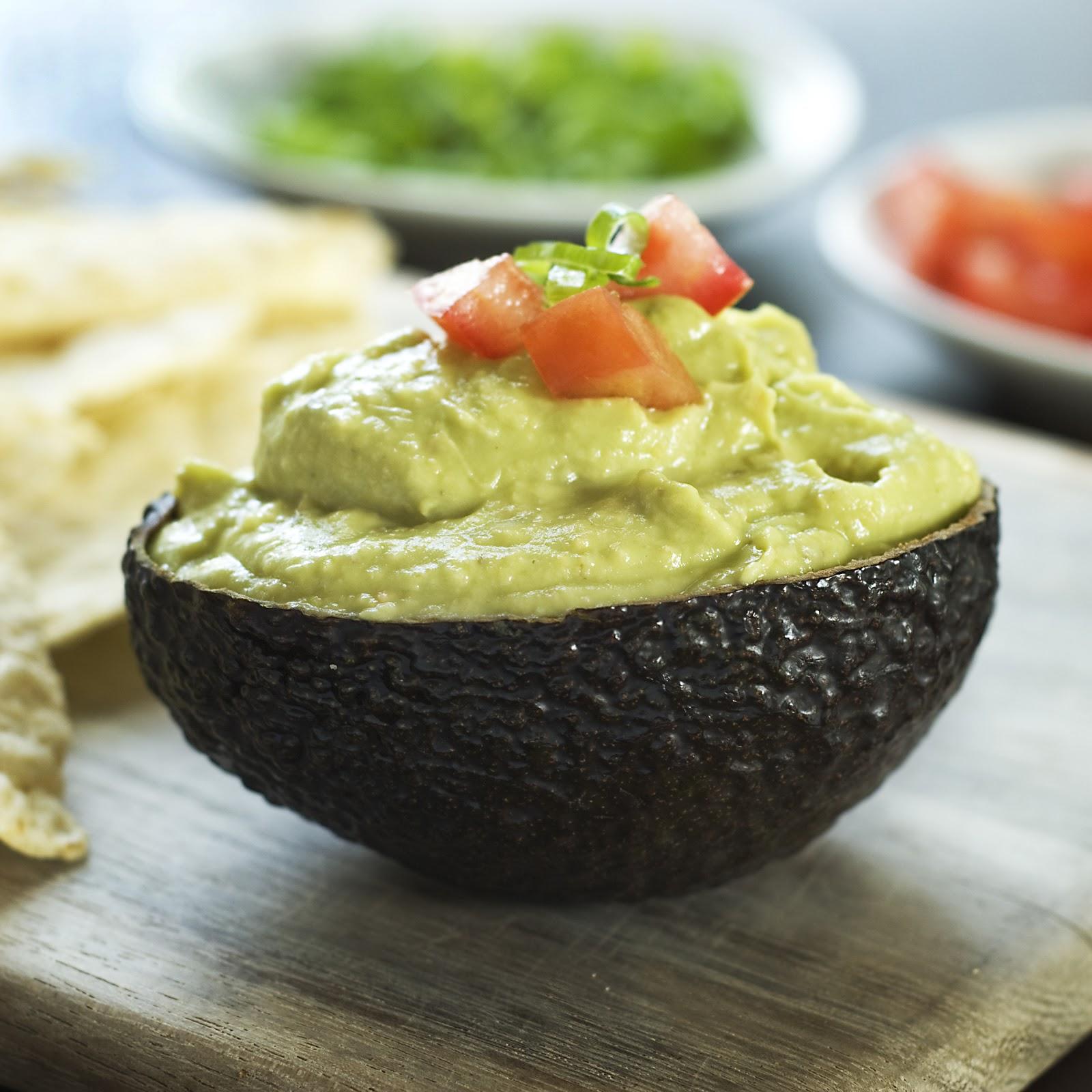 Simply Gourmet: 229. Avocado Pesto Hummus Dip