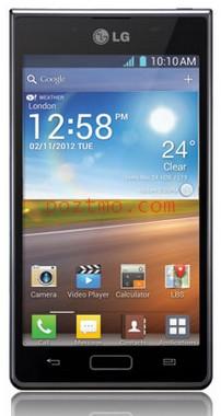 harga-spesifikasi LG Optimus L7