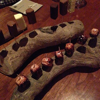 hentley farm, barossa, degustation, adelaide, fine dining, dinner, dessert, sweets, marshmallows, ice cream,