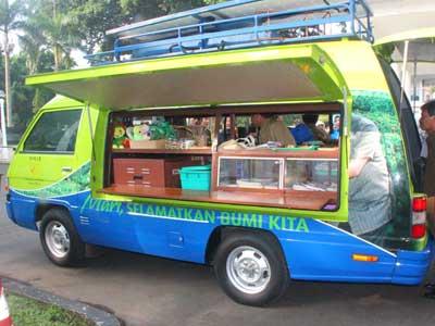 Cinta bogor mobil hijau hibah dari solidaritas istri kabinet indonesia bersatu - Kabinet multimedia ...