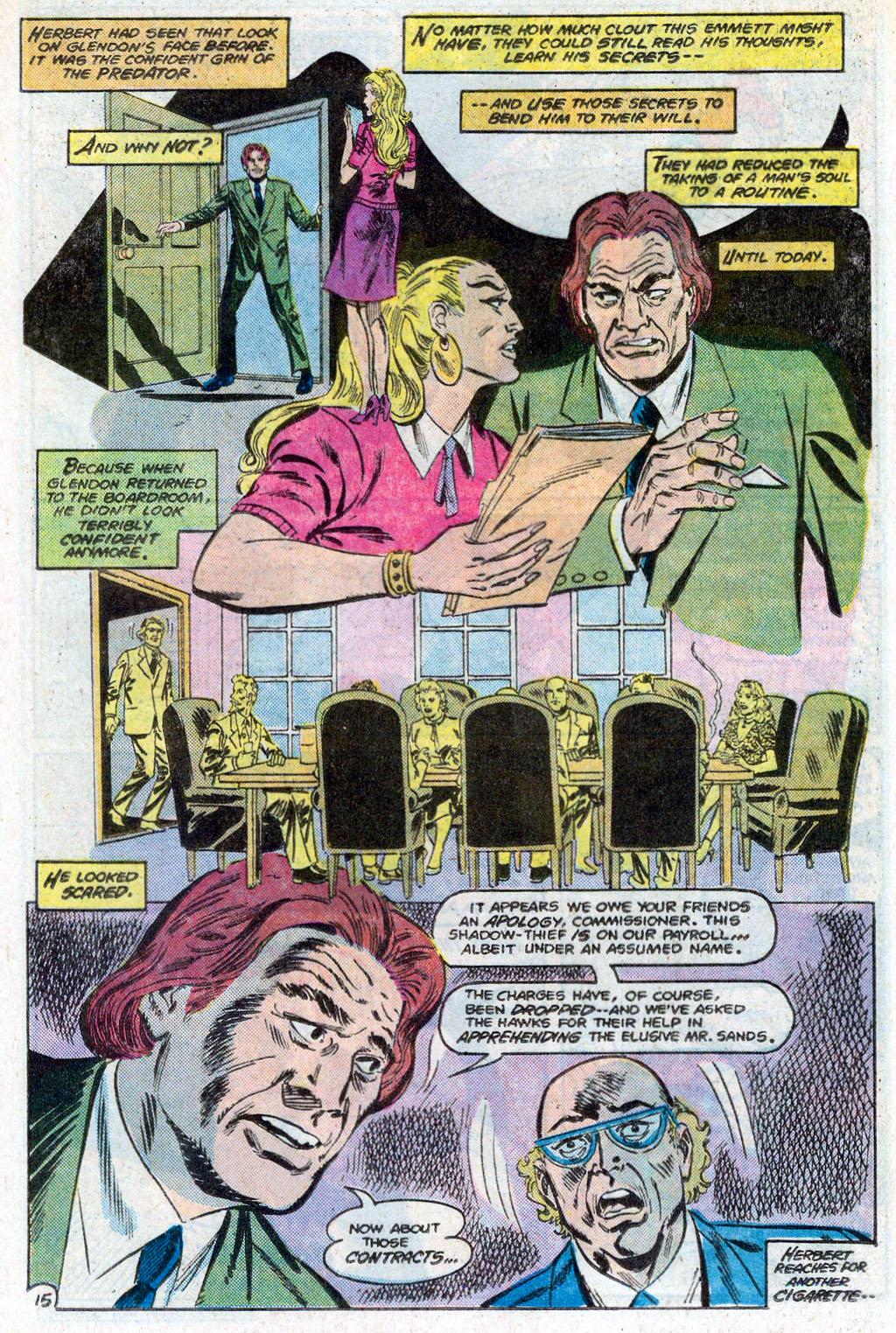 Hawkman (1986) Issue #3 #3 - English 18