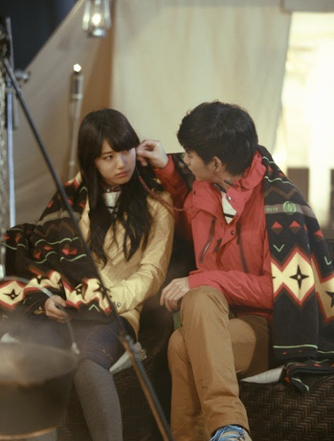 [INFO] All photos of Suzy & Kim Soo Hyun for BEAN POLE will be released in September