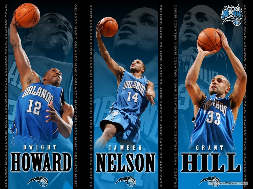 Orlando Magic NBA Playoffs Wallpapers | NBA Wallpapers, Basket Ball ...