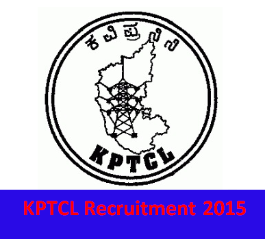 KPTCL Recruitment 2015
