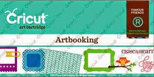 18 de abril-Taller Cricut Artbooking
