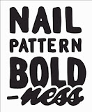 This blog is Nail Pattern Boldness approved!
