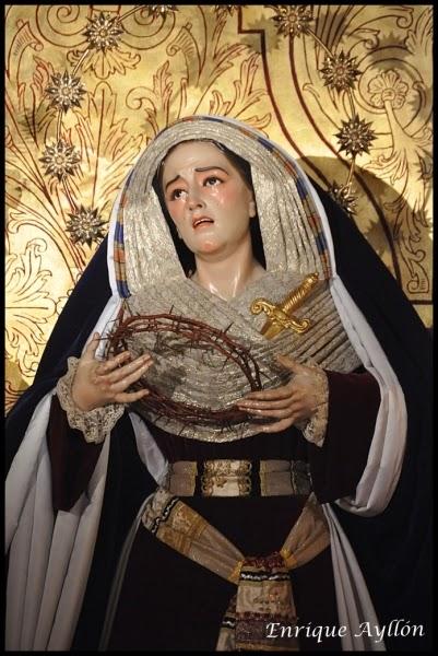 Virgen -de -los -Dolores -y -Misericordia -de -Jesús- Despojado -de -hebrea -Sevilla -2015