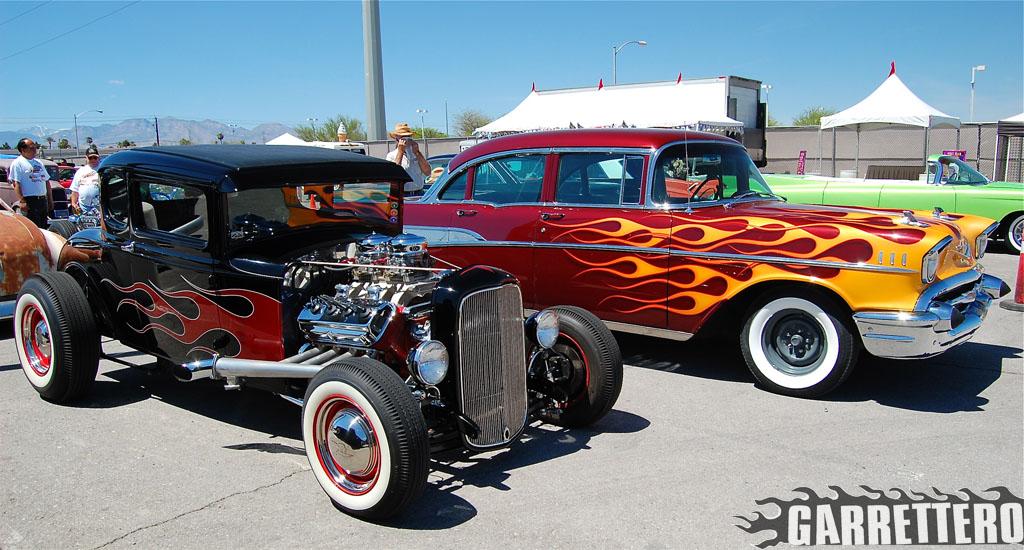 Garrettero Kustom Photography And Art Viva Las Vegas - Rockabilly car show