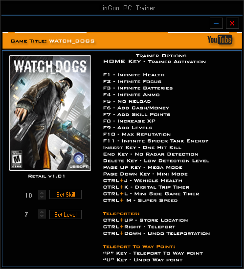 trainers watch dogs trainer fling