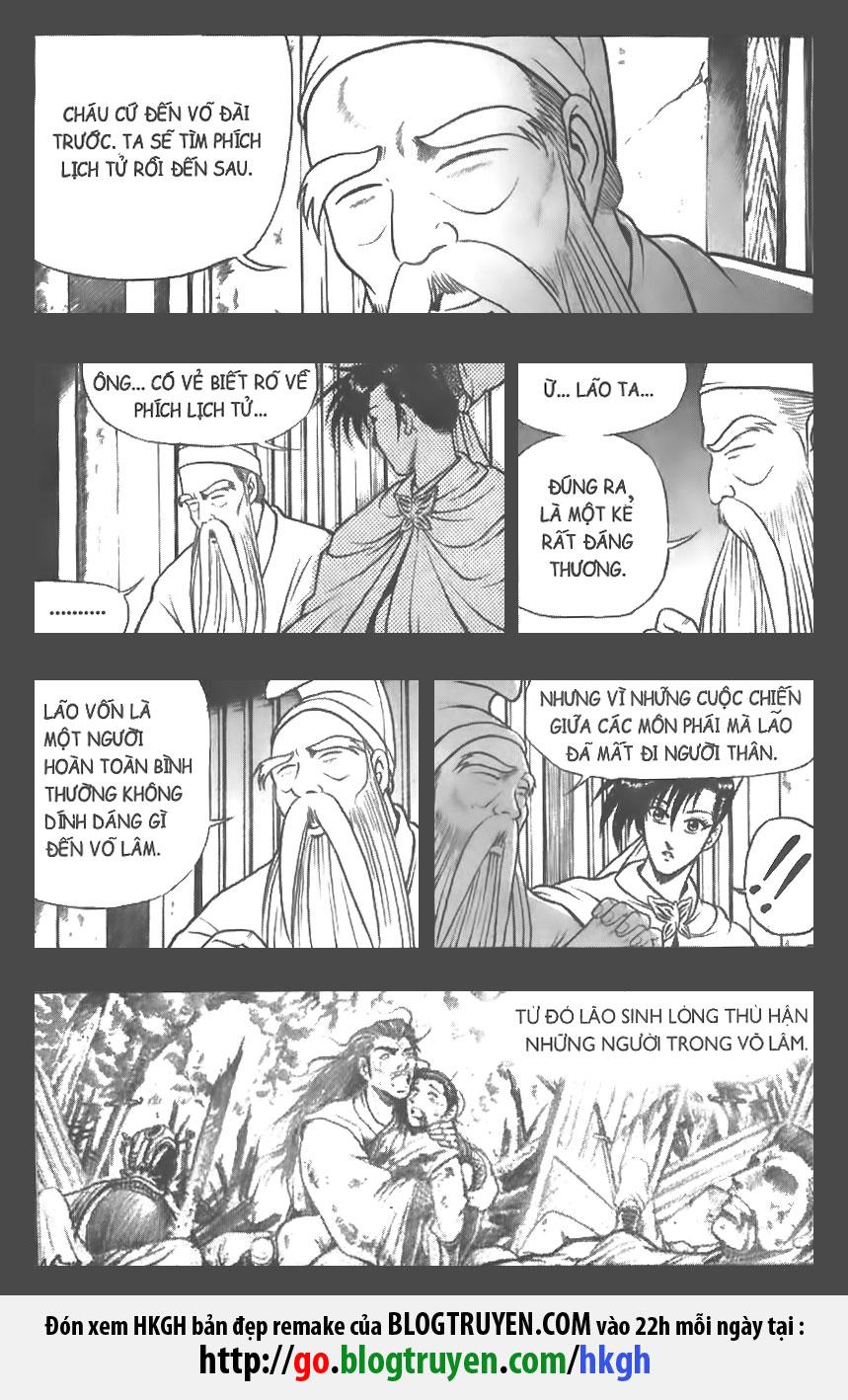 Hiệp Khách Giang Hồ - Hiệp Khách Giang Hồ Chap 056 - Pic 12