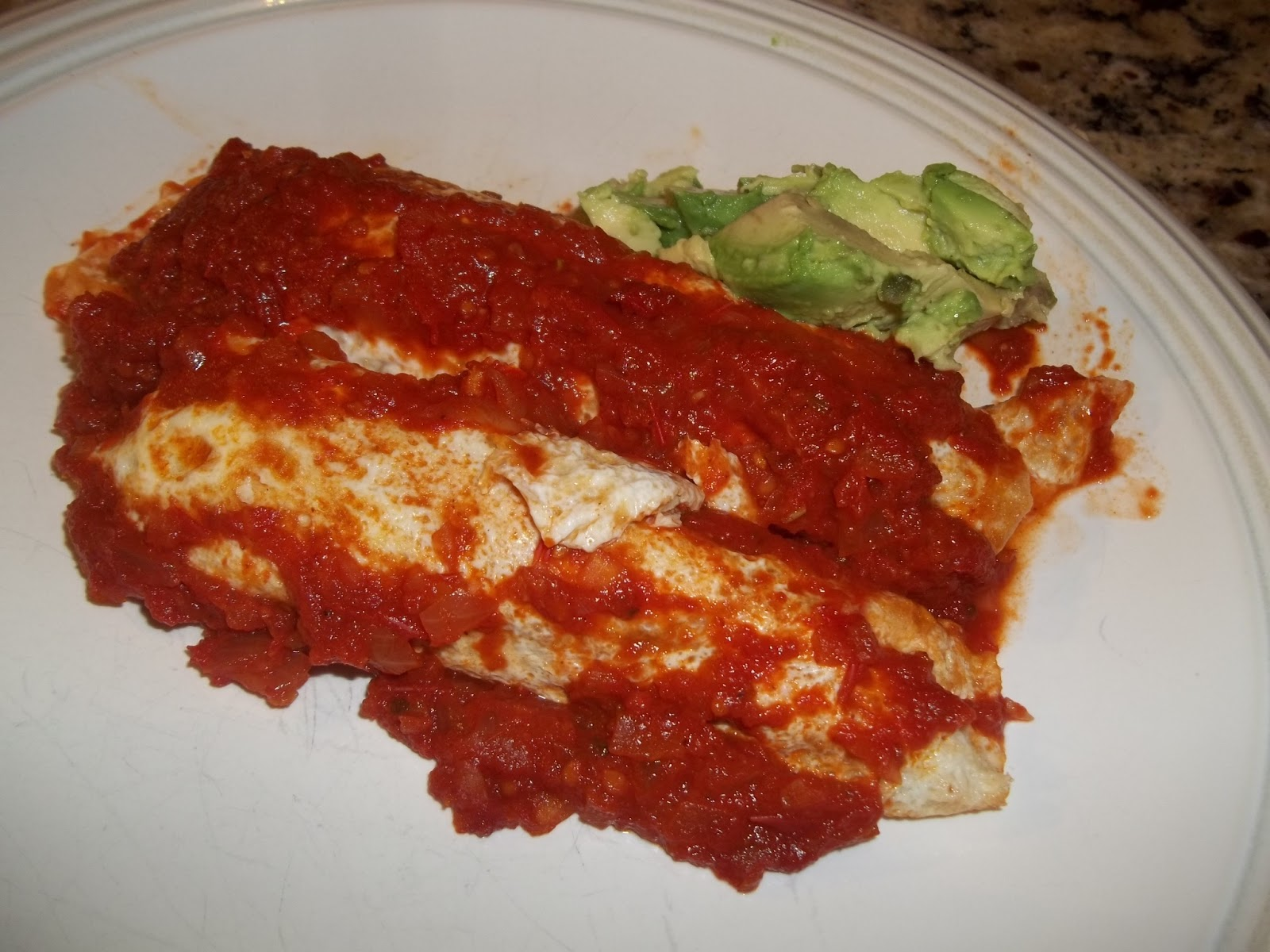 Chicken Enchiladas | Busy Paleo Mom