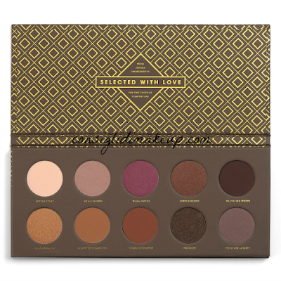 Preview: Palette Cocoa Blend - Zoeva