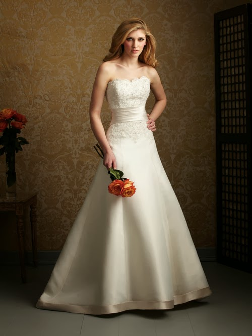 Weeding Dress. A nice collection of weeding dress which contains a elegant look.