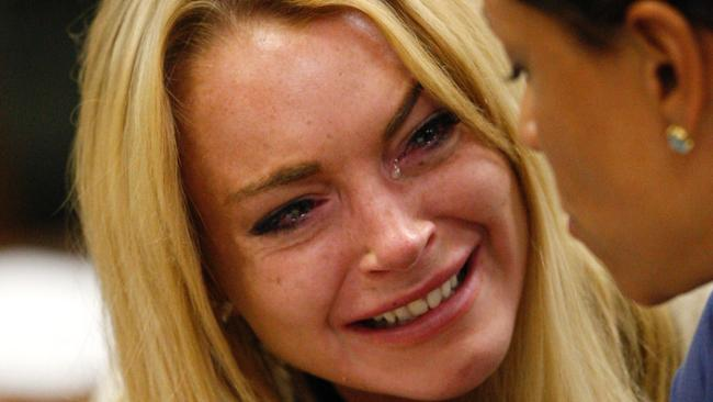Lindsay Lohan Gets Sentenced To Jail for 90 Days