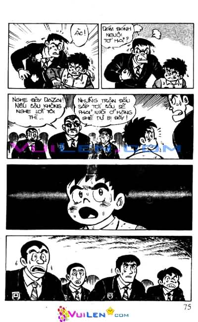 Jindodinho - Đường Dẫn Đến Khung Thành III  Tập 15 page 75 Congtruyen24h