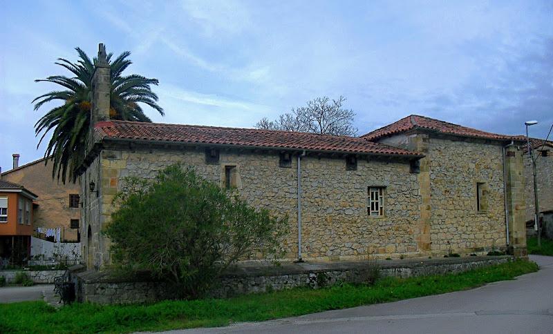 Ermita Nuestra Señora del Carmen en Obregon