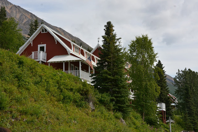 Kennicott Glacier Lodge