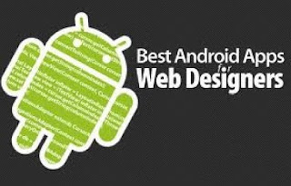 Android Apps to Help Web Designers too
