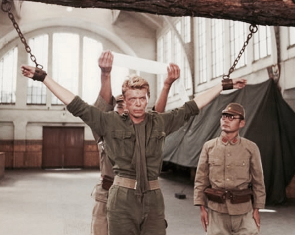 david bowie co stars in merry christmas mr lawrence - David Bowie Christmas