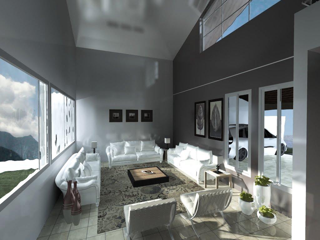 Residência Unifamiliar 2 ~ arquitetura #4C6A7F 1024 768