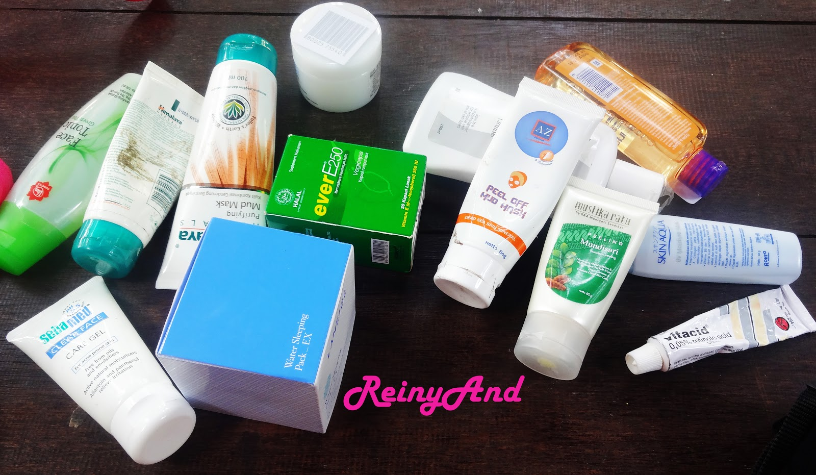 Skincare routine indonesia drugstore