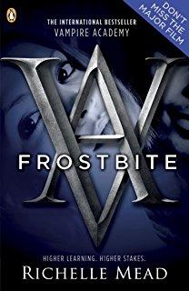 Reseña Vampire Academy 2