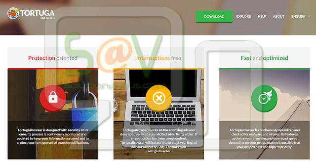 Tortuga Browser - Adware