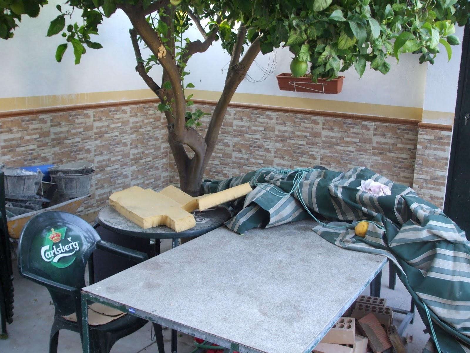 Azulejos alicatados y alicatadores alicatado de patio for Azulejos de patio