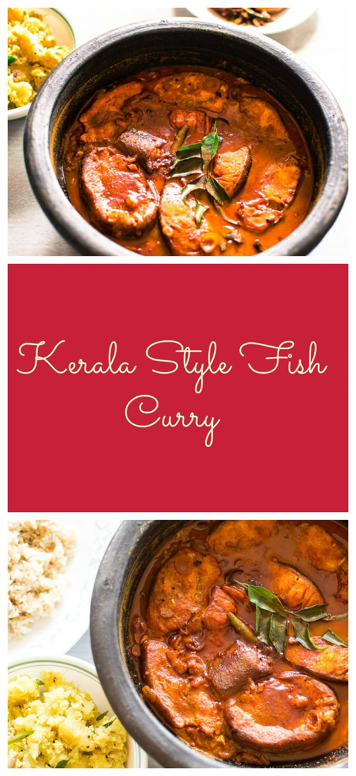 Kerala Fish Curry | Nadan Fish Curry (Kottayam Style ...