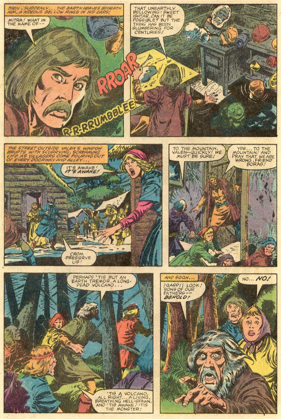 Conan the Barbarian (1970) Issue #143 #155 - English 3