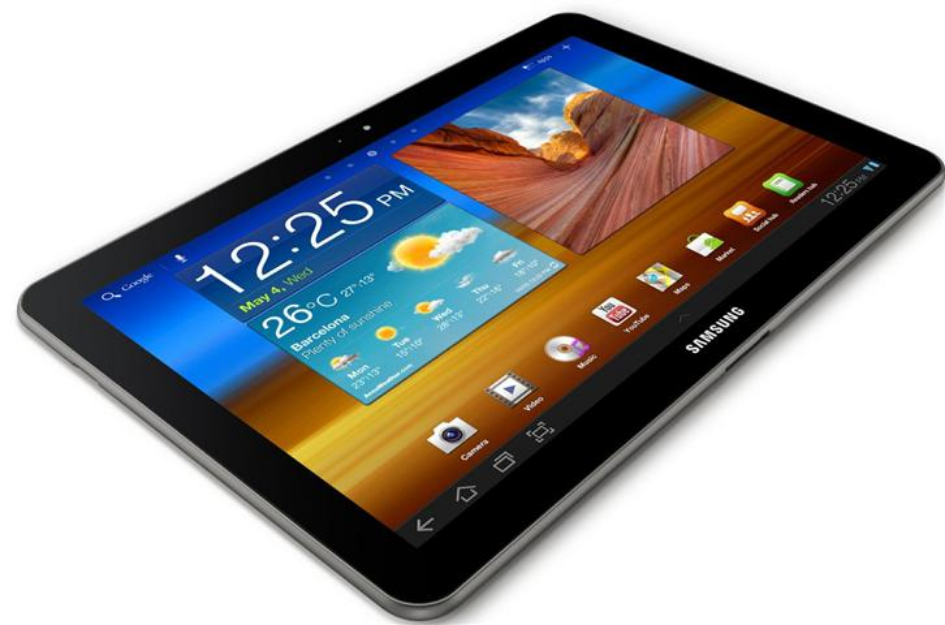 Samsung p7500 galaxy tab 101 wifi + 3g 32gb soft black планшетный компьют