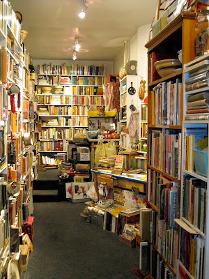Get lost in the cookbooks you'll find at Bonnie Slotnick Cookbooks.