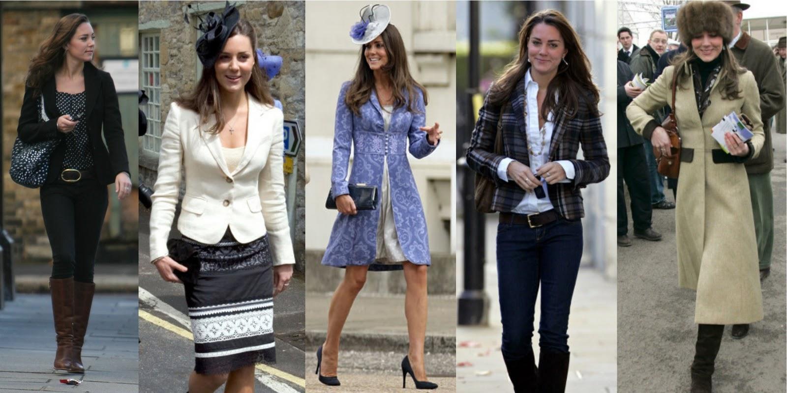Junaidi Mangap Kate Middleton Style
